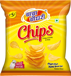 Chips Plain Wafers